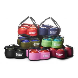 Drakes Pride Four Bowls Carriers