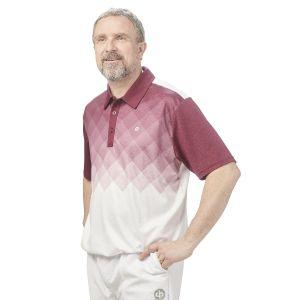Drakes Pride Joel Mens Bowls Shirt
