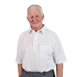 Emsmorn Sports Pique Mens Bowls Shirt