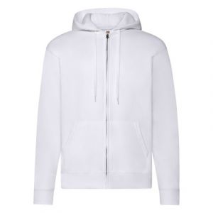 Fruit of the Loom Mens Classic Hooded Bowls Jacket