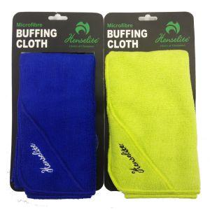Henselite Microfibre Bowls Buffing Cloth